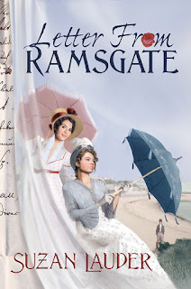 Book cover: Letters from Ramsgate by Suzan Lauder