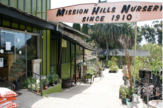 Urban Explorer Mission Hills Nursery Stays Put