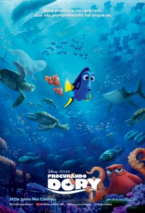 Procurando Dory BDRip Dublado + Torrent 720p e 1080p Download