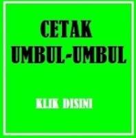 Sablon Umbul-Umbul