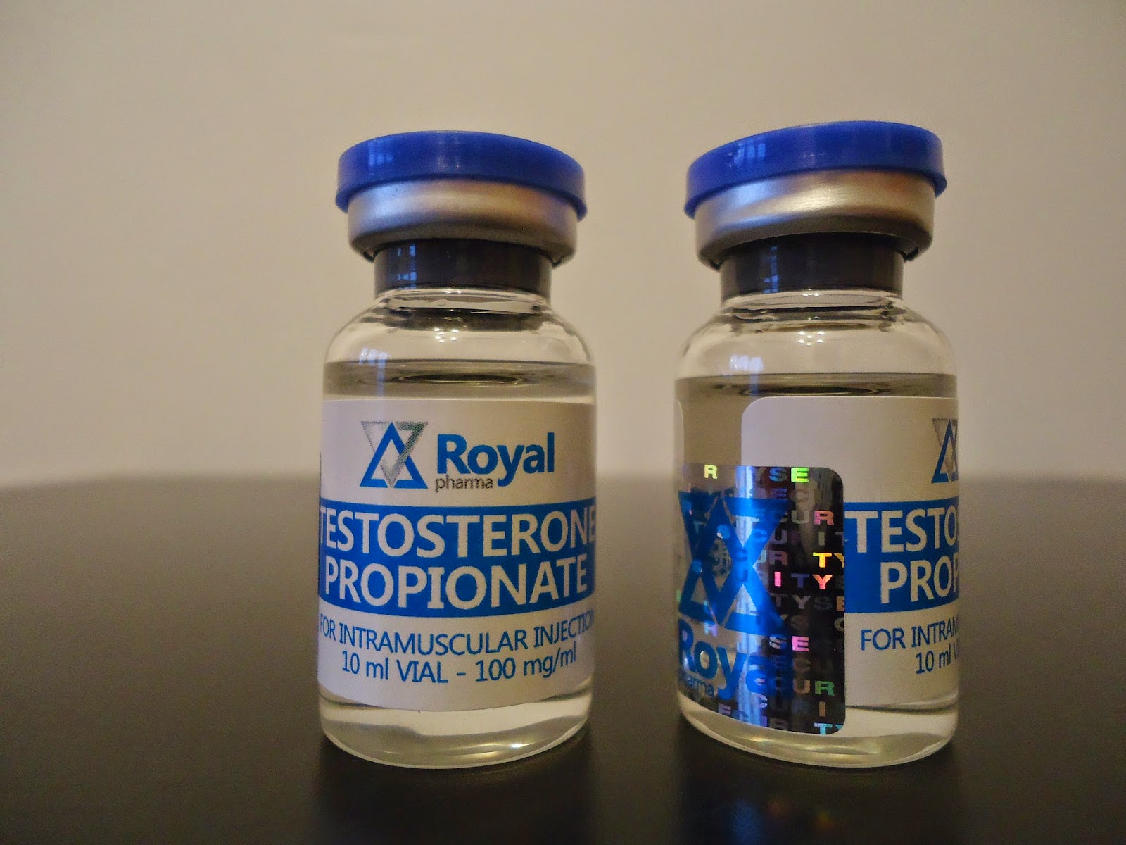testosterone propionate for endurance athletes