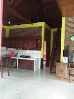 Villa asri puncak 2 kamar tidur kolam renang pribadi