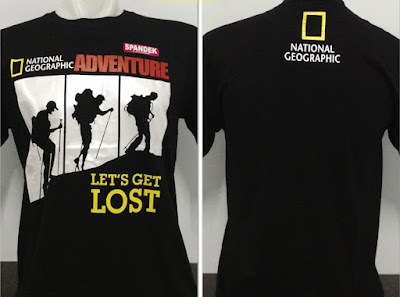 Kaos My Trip Adventure LET'S GET LOST (National Geographic)