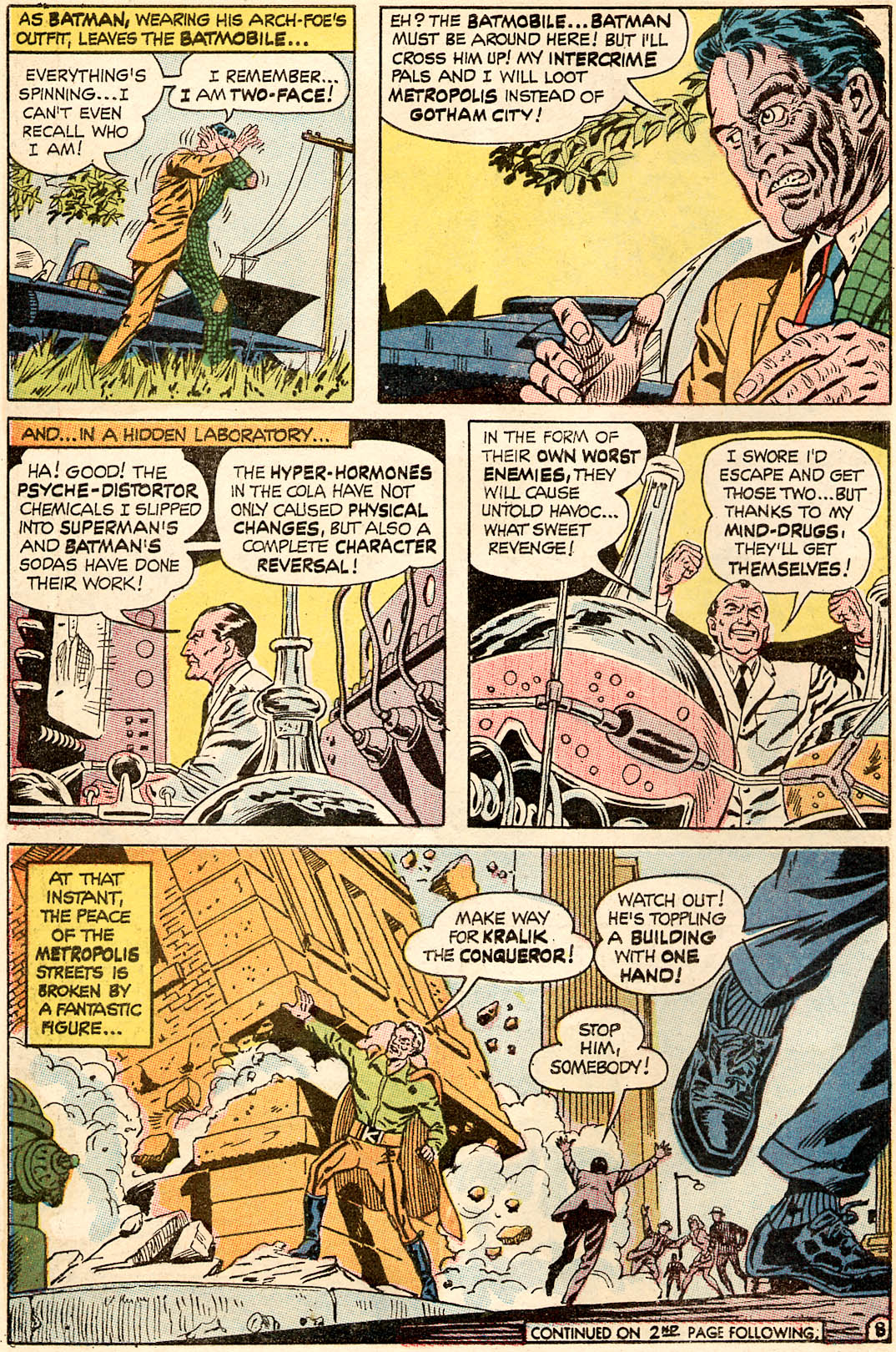 Read online World's Finest Comics comic -  Issue #173 - 10