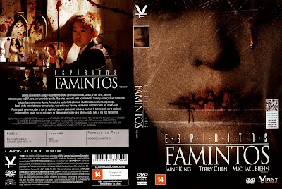 Filme Espíritos Famintos (They Wait) DVD Capa