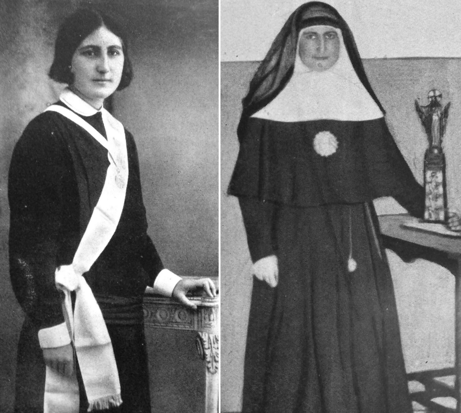 68ad82391 Madre Cándida María de Jesús - Hijas de Jesús - Jesuitinas