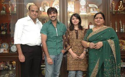 Tarun family