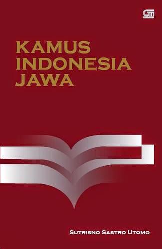 Kamus Indonesia Jawa