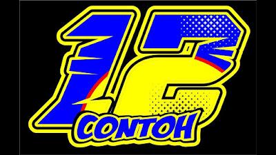 Download Font Lancip Racing