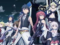 Trinity Seven Movie – Eternity Library and Alchemic Girl (2017) Subtitle Indonesia