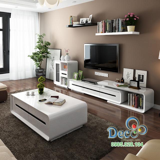 Kệ Tivi Đẹp Để Sàn Deco DB11