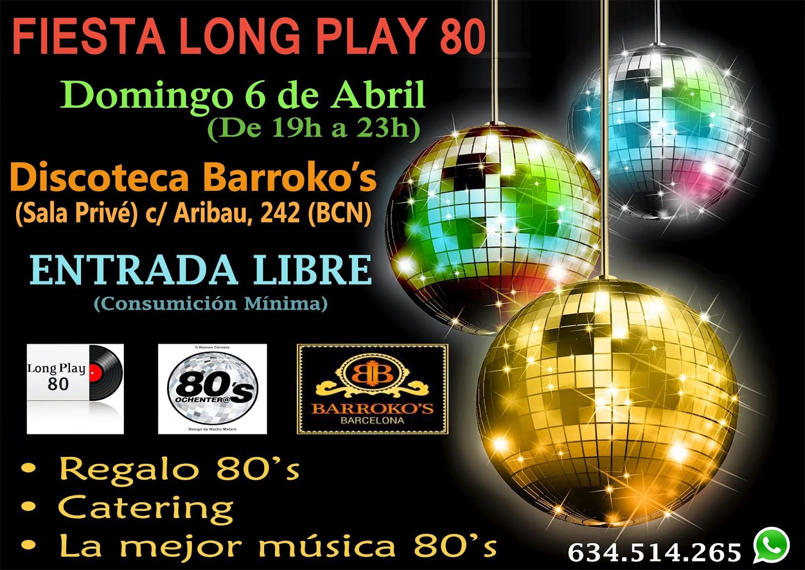 Flyer Fiesta Long Play 80 06/04/2014