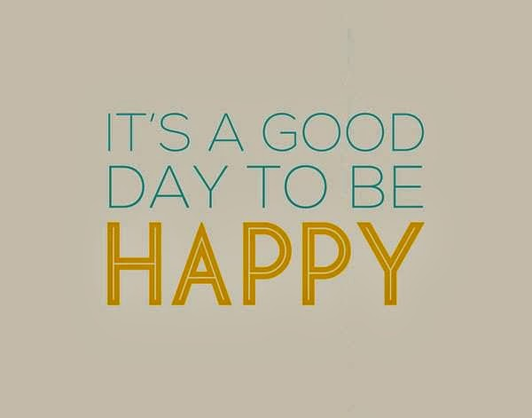 Inspirational Quotes About Happiness Quotes About: Hemma Hos Lilla Mej ♥: REDAN TORSDAG