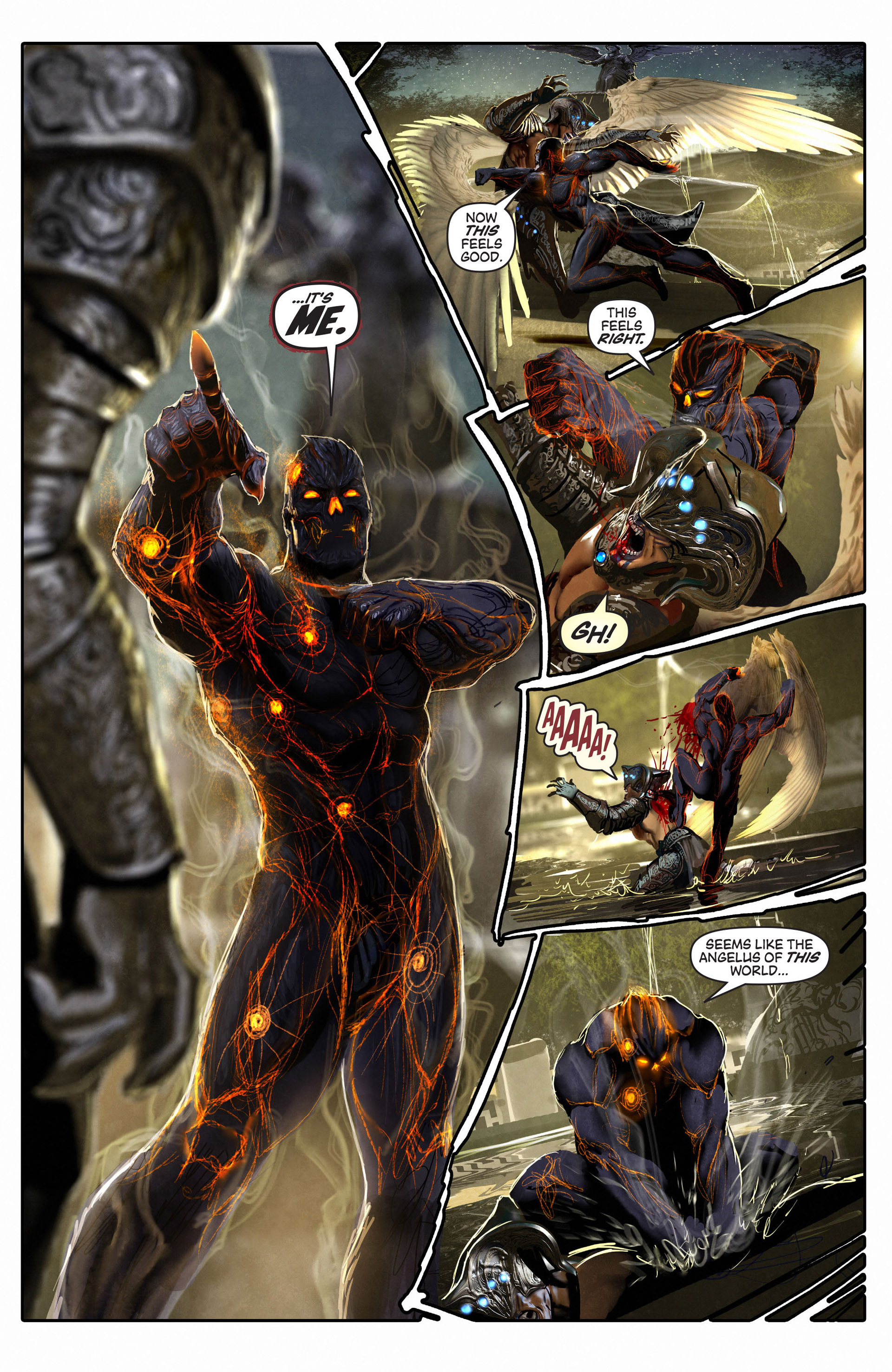 Read online Artifacts comic -  Issue #15 - 18