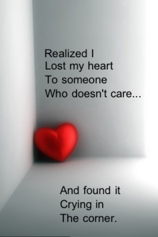 Painful lonely quotes i 39 m so lonely - Sad heart wallpapers love ...