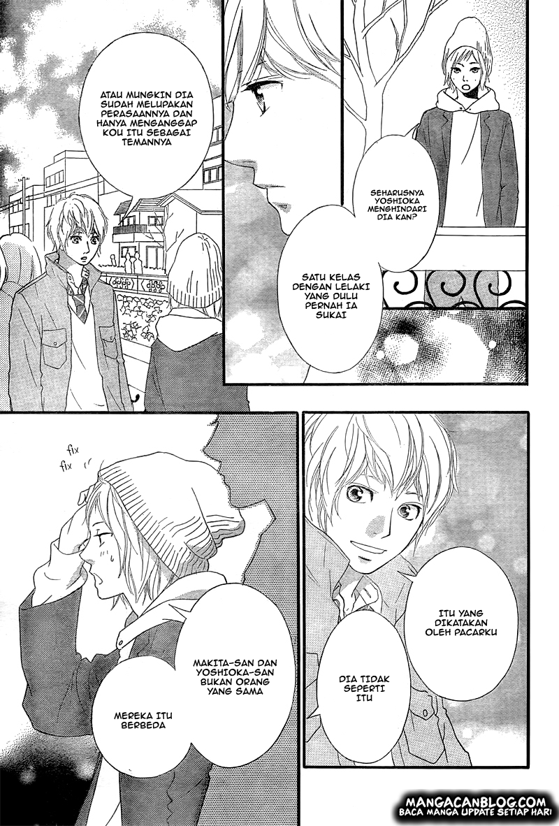Ao Haru Ride Chapter 38-11