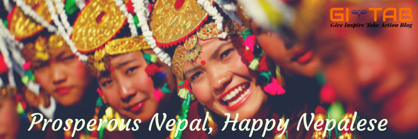 Prosperous Nepal Happy Nepalese