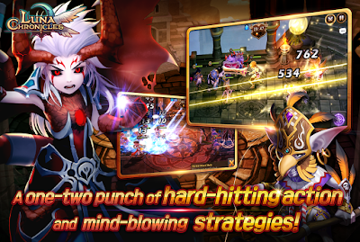 Luna Chronicles 1.0 MOD APK For Android