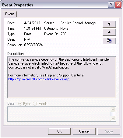 Error 80070775 in SCCM | The Frustrated Analyst