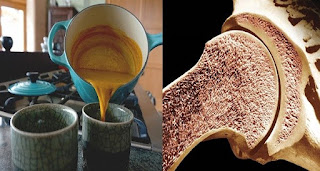 GOLDEN MILK THAT WILL RESTORE YOUR BONE STRENGTH: REJUVENATE YOUR SPINE AND JOINTS IN ONLY A MONTH!