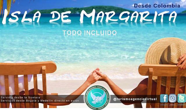 imagen Desde Colombia a Isla de Margarita  Plan 05 Noches 06 dias  venezuela