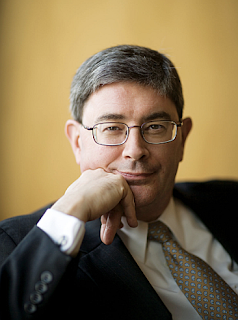 A photo of George Weigel, Senior Fellow at the Ethics and Public Policy Center in Washington
