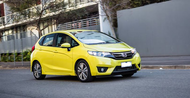 2016 Honda Jazz VTi-S review