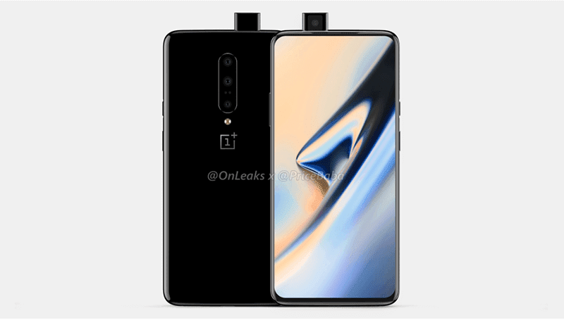 OnePlus 7 to feature a full screen design with beautiful Vivo-like pop-up selfie cam