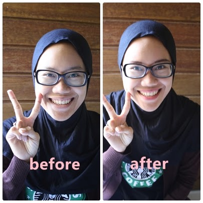 Tutorial makeup and hijab daily by mila prawitasari