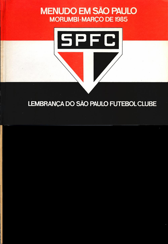 Bandeira do show da banda Menudo c1f9baa9214a5