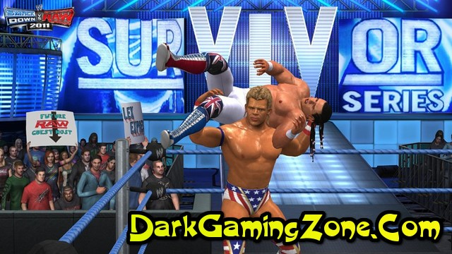Download WWE SmackDown VS Raw 2011 PC Game FREE LATEST Free Download Full Version For PC