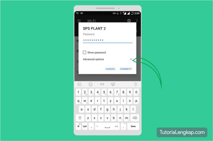 Cara merubah Ip address Android menjadi static