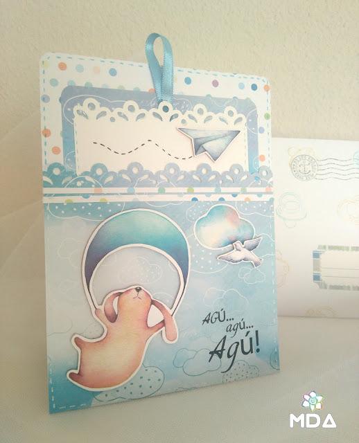 Tarjeta de Bebé / Baby Shower Card