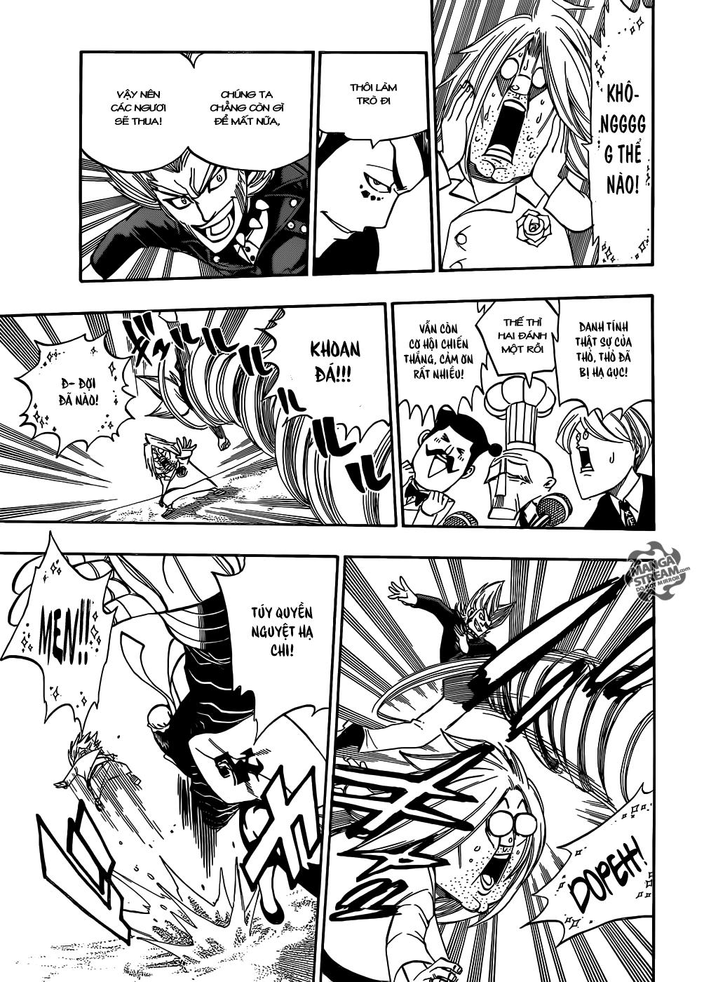 Fairy Tail chap 293 trang 8