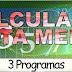 Calcula tu nota media con estos programas para Universitarios, Formación Profesional y Bachillerato.