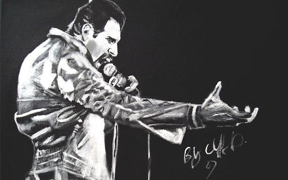 Freddie Mercury download besplatne pozadine za desktop 1680x1050