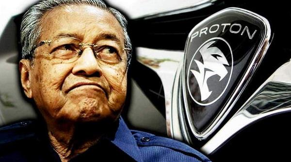 Mahathir kecewa ramai tak suka idea kereta nasional baharu