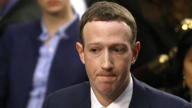 O deputado John Sarbanes questionou Zuckerberg sobre o apoio que o Facebook forneceu a Trump e sua rival democrata Hillary Clinton durante a campanha presidencial de 2016.