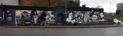 The Clutha, Glasgow.