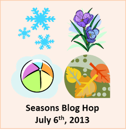 """Seasons"" Blog Hop"