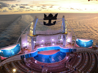 Oasis of the Seas Theater