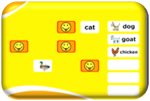 http://www.eslgamesplus.com/farm-domestic-animals-vocabulary-esl-memory-game/