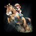 Ride To Victory In Mario Sports Superstars