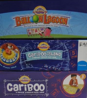 Cranium Board Games