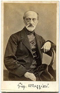 Giuseppe Mazzini was an early inspiration for Malatesta