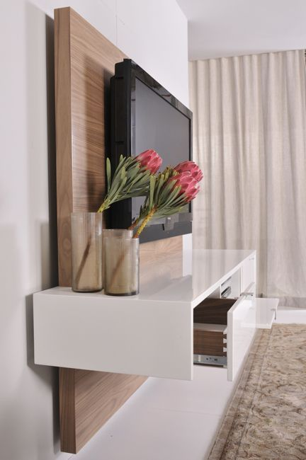 Modern Tv Room Design: Modern TV Wall Units For Wonderful Looking Living Room