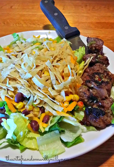 Applebee S Salad Dressing