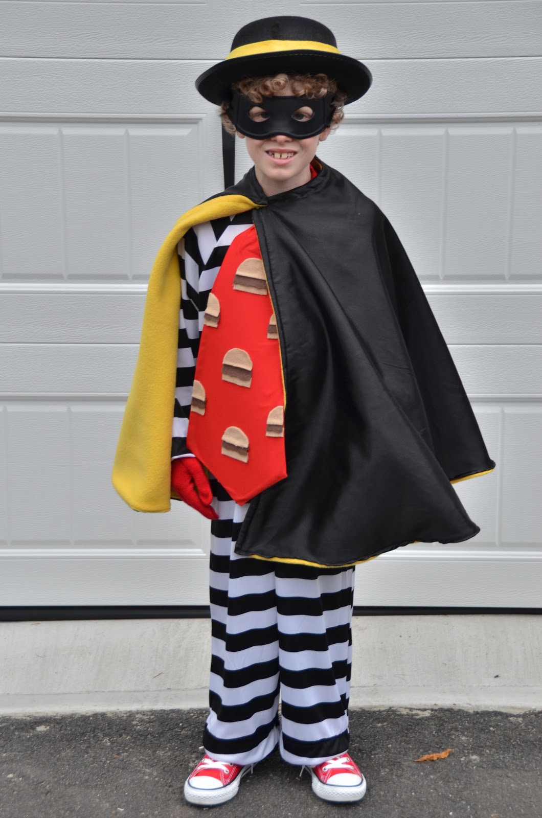 the princess and the frog blog halloween costumes 2012 a hamburger and the hamburglar