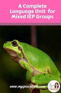 frog unit spring
