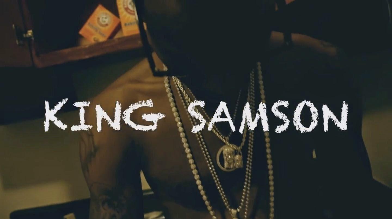 8159001a230a VIDEO REVIEW  King Samson - Scrape